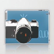 Click! - camera Laptop & iPad Skin