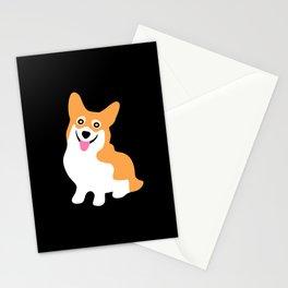 Cute Little Corgi Stationery Cards