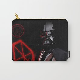 Dark Tenis Carry-All Pouch