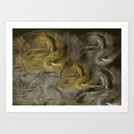 Infussion Art Print