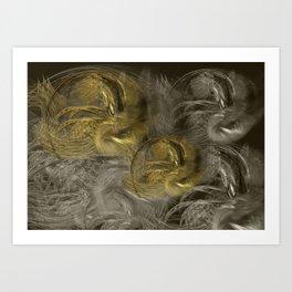 Infussion Art Print