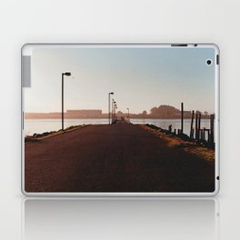 Fishing Dock-Film Camera Laptop & iPad Skin