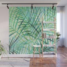 Tropical Greenery III Wall Mural