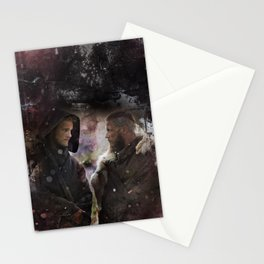 We Fight Stationery Cards
