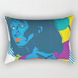 TRUDY :: Memphis Design :: Miami Vice Series Rectangular Pillow