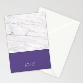 Marble X Ultra-Violet Stationery Cards
