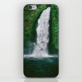 Wahclella Waterfall iPhone Skin