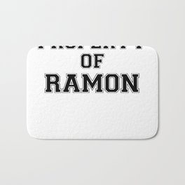 Property of RAMON Bath Mat