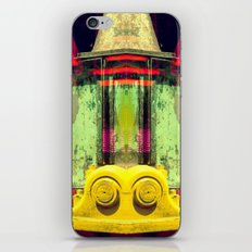 Industrial Abstract Twins iPhone & iPod Skin