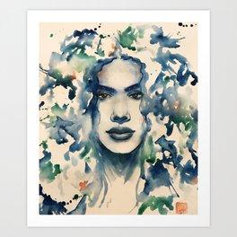 SHARK TANK II Art Print