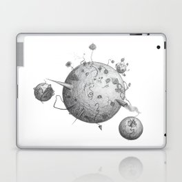 Post Human Planets Laptop & iPad Skin
