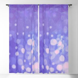 Stars and Fairy Dust Blackout Curtain
