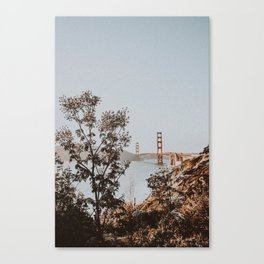 san francisco, california Canvas Print