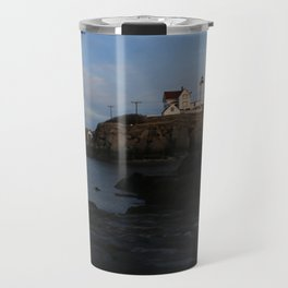 Maine Lighthouse Travel Mug