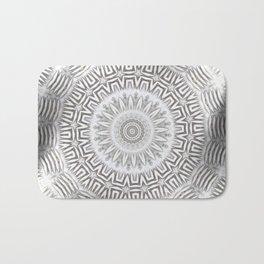 METAL Element Kaleido Pattern Bath Mat