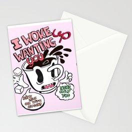 My dear coffe Stationery Cards