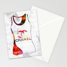 Fashion Shirt Stationery Cards