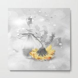 Duft der Blume Metal Print