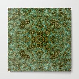 mosaic 2b Metal Print