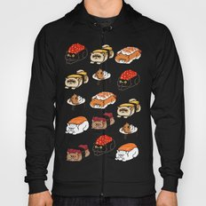 Sushi Persian Cat Hoody
