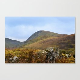 Snowdonia, Wales Canvas Print