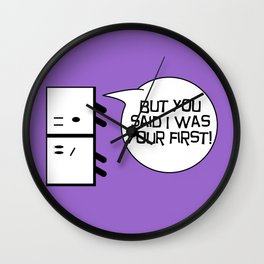 First Wall Clock