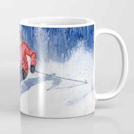 Winter Sport Coffee Mug