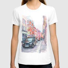 London. Carnaby. T-shirt