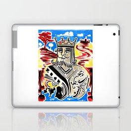 King Of Cards Laptop & iPad Skin