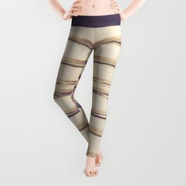 Vintage Books Leggings