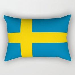 Flag of Sweden - Swedish Flag Rectangular Pillow
