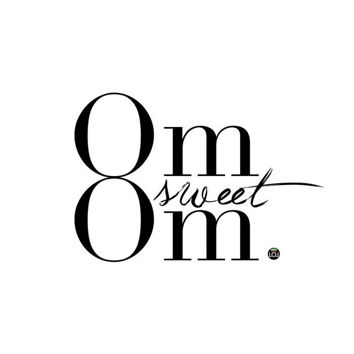 Om Sweet Om Comforters