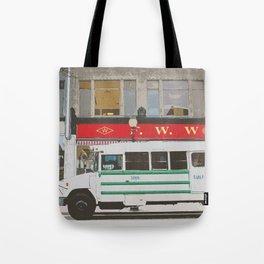 February One  Tote Bag