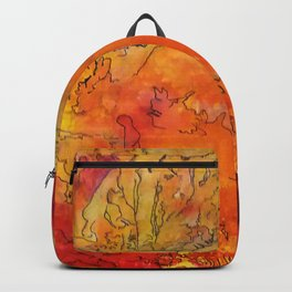 Yellow Dreams Backpack