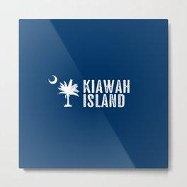 Kiawah Island, South Carolina Metal Print
