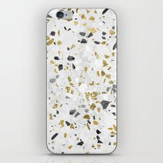 Glitter and Grit iPhone Skin