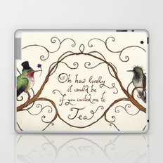 Oh How Lovely it Would Be Laptop & iPad Skin