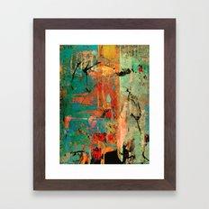 Trojan Horse Framed Art Print