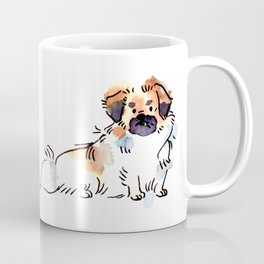 Princeton - Dog Watercolour Coffee Mug