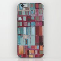 budapest iPhone & iPod Skins featuring Budapest by constanza briceno