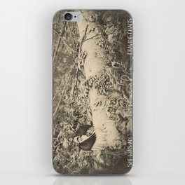 Angel Craving Chaos iPhone Skin