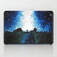 interstellar iPad Cases featuring Interstellar by LucioL