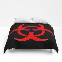 Biohazard - Red Comforters
