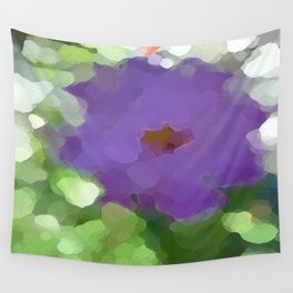 Cityflower Wall Tapestry