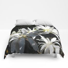 WHITE LILY Comforters