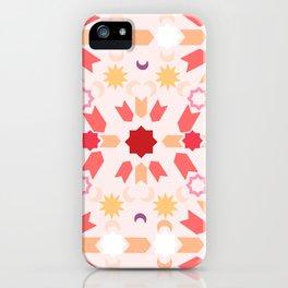 Summer Arabesque iPhone Case