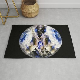 Globe19/For a round heart Rug