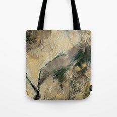 Arizona Nevada North America Tote Bag