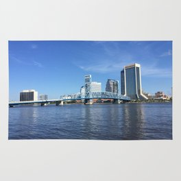 City of Jacksonville, Florida Rug