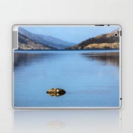 Glenfinnan, Loch Shiel Laptop & iPad Skin